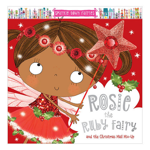 Libro Infantil Rosie The Ruby Fairy