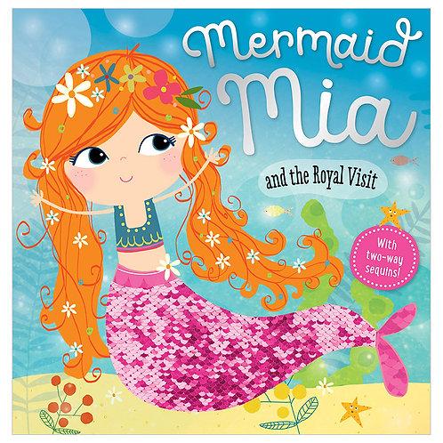 Libro Infantil Mermaid Mia And The Royal Visit