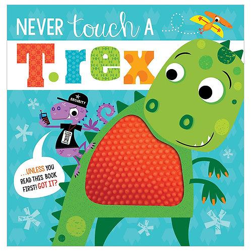 Libro Infantil Never Touch a T. rex!
