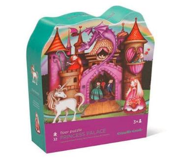 Rompecabezas 32 piezas Castillo de la princesa