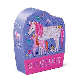 Rompecabezas 12 piezas Unicornio mágico