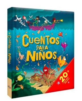 Libro Infantil Cuentos Para Niños