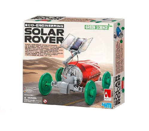 Experimento Carro solar para armar