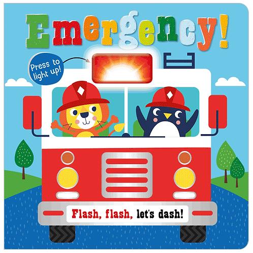 Libro Infantil Emergency!