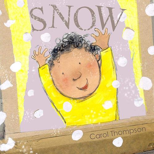 Libro Infantil Snow