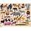 Thumbnail: Rompecabezas 100 piezas Animales salvajes