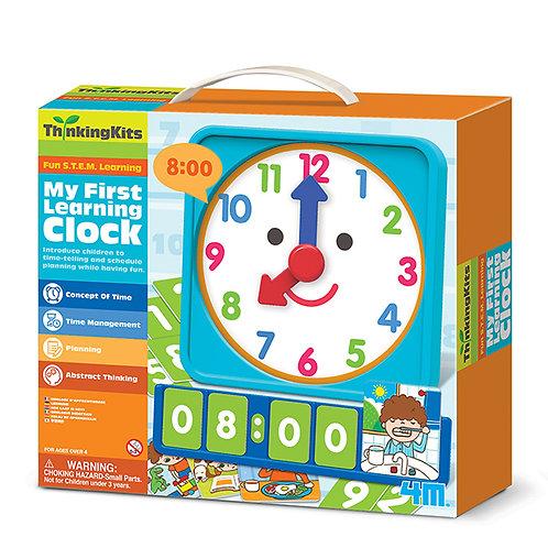 Mi primer reloj