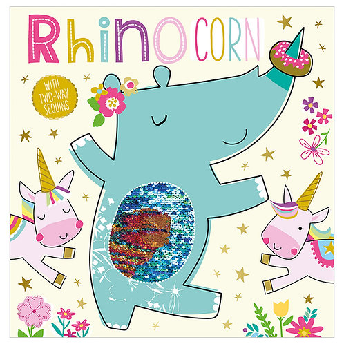 Libro De Texturas Rhinocorn