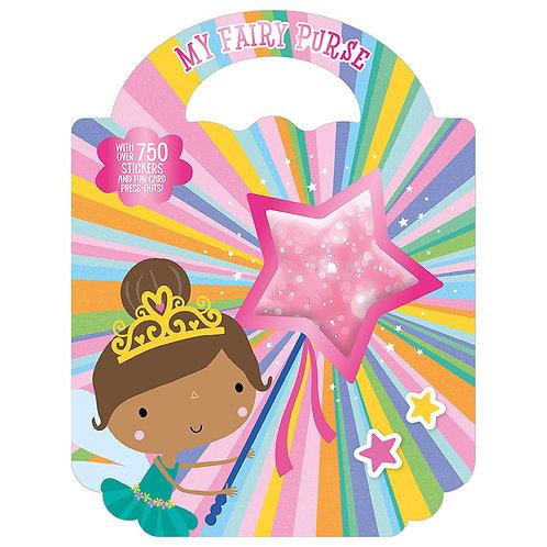 Libro De Actividades My Fairy Purse