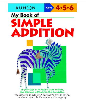 Libro kumon: My book of simple addition