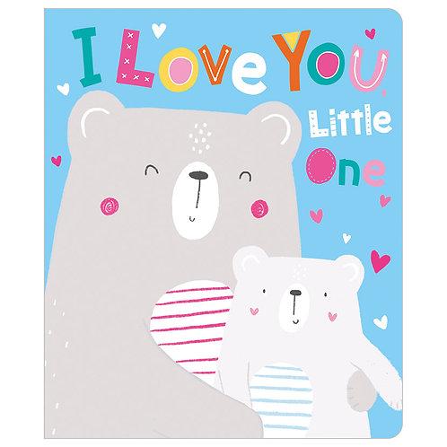 Libro Infantil I Love You, Little One