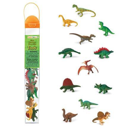 Set animales prehistóricos Dinosaurios