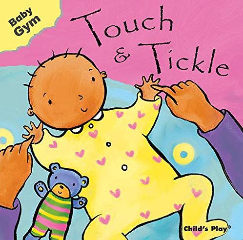 Libro Infantil Touch & Tickle