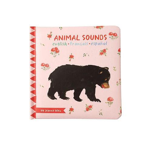 Libro los sonidos de los animales