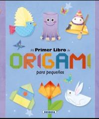 Libro Origami Para Pequeños