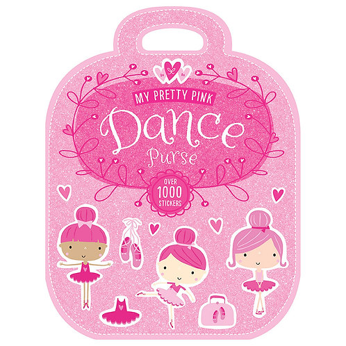 Libro De Actividades My Pretty Pink Dance Purs