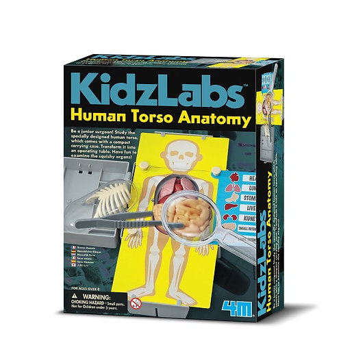 Laboratorio Científico Anatomía Humana