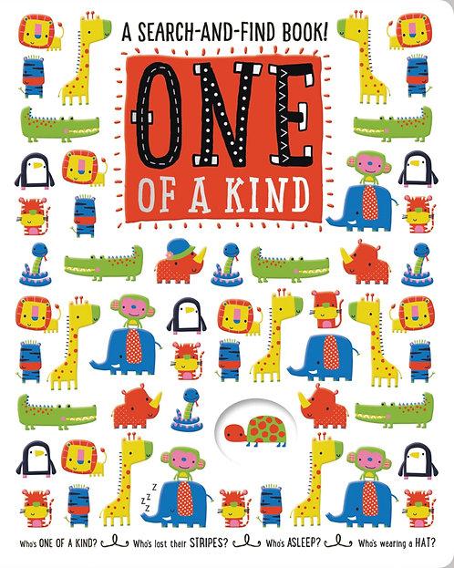 Libro Infantil One Of A Kind