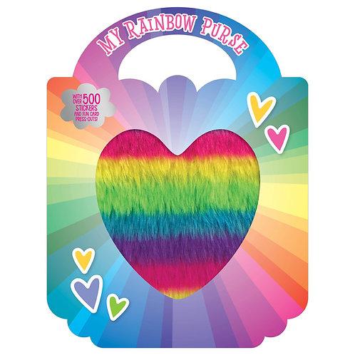 Libro De Actividades My Rainbow Purse