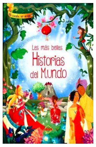 Libro Historias Del Mundo