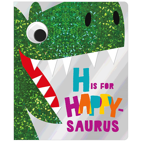 Libro Infantil H Is For Happy-Saurus