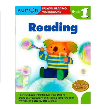 Libro Kumon Reading grade 1
