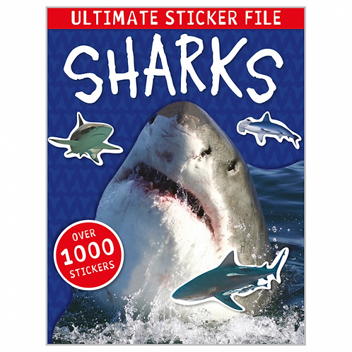 Libro De Actividades Tiburones