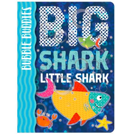 Libro Infantil Bubble Big Shak Litlle Shark