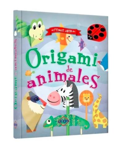 Libro Origami De Animales