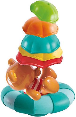 Juego Para El Baño Paraguas De Colores