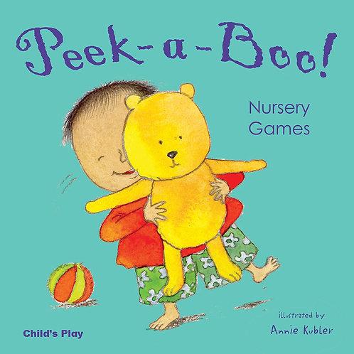 Libro Infantil Peek-A-Boo!
