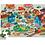 Thumbnail: Rompecabezas 36 piezas Ciudad