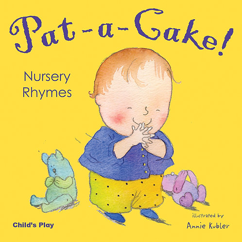 Libro Infantil Pat-A-Cake!