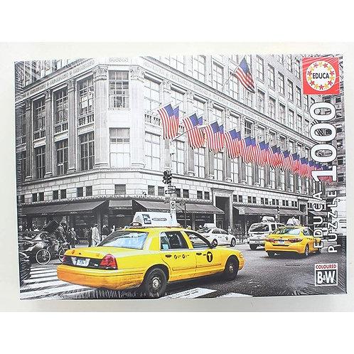 Rompecabezas 1000 Piezas Cuidad De Nueva York