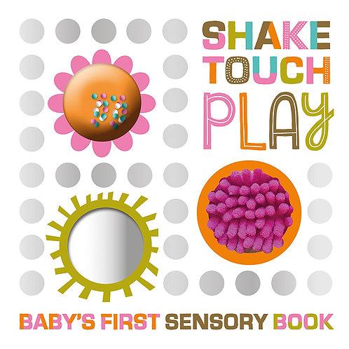 Libro De Texturas Shake Touch Play