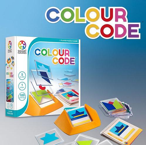 Juego de retos Colour Code