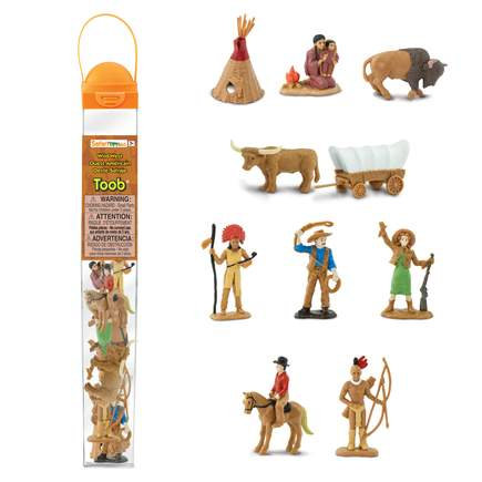 Set personajes nativos
