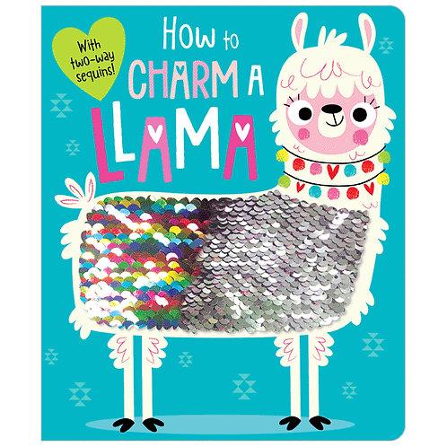 Libro De Texturas How To Charm A Llama