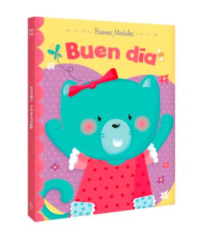 Libro Buenos Modales Buen Dia