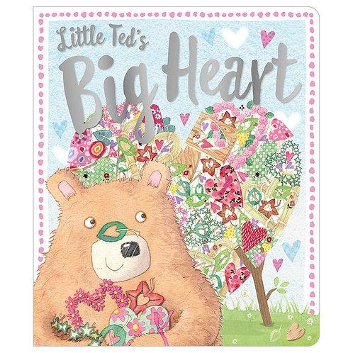 Libro Infantil Little Ted's Big Heart