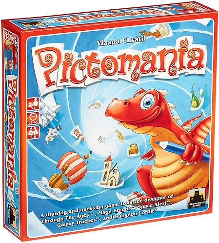 Juego de mesa Pictomania