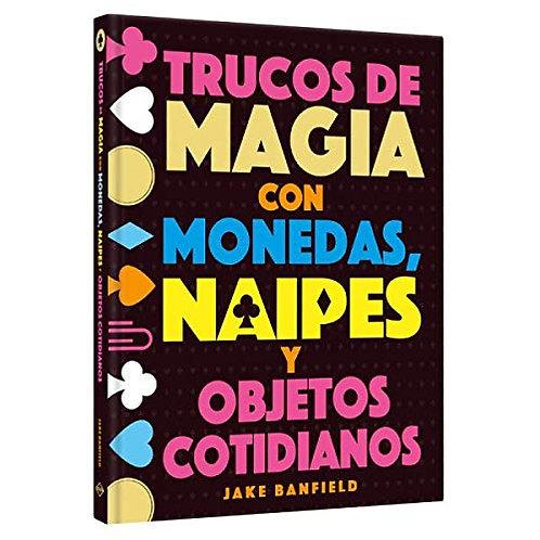 Libro Trucos De Magia Con Monedas Y Naipes