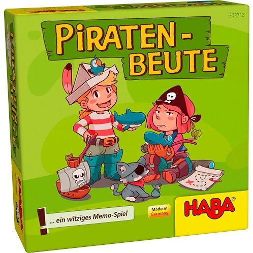 Juego De Memoria El Botín De Los Piratas