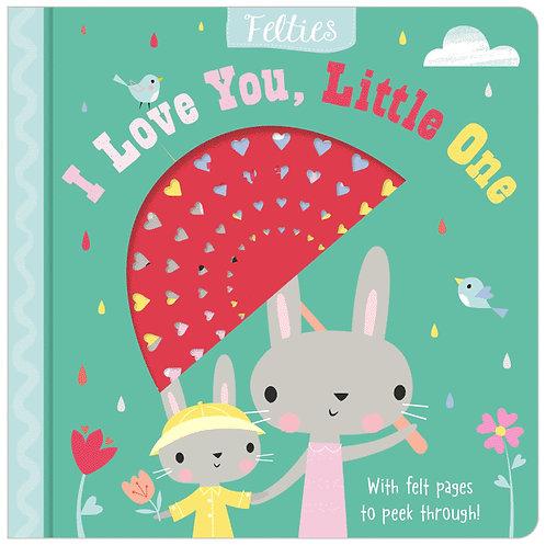 Libro De Texturas Felties I Love You, Little One