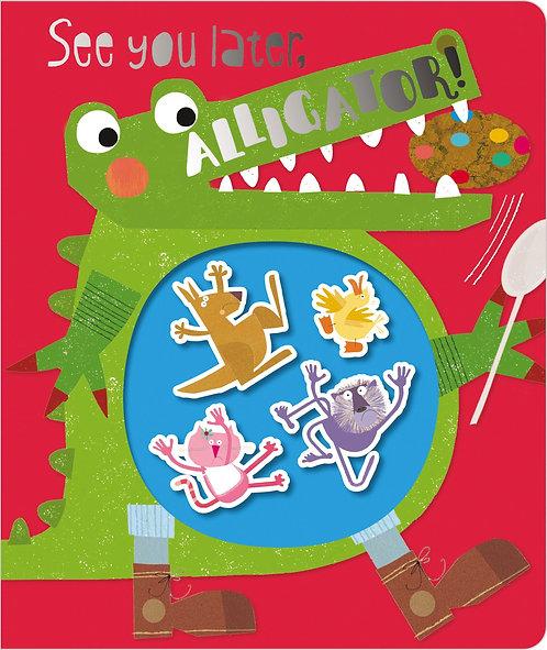 Libro Infantil See You Later, Alligator