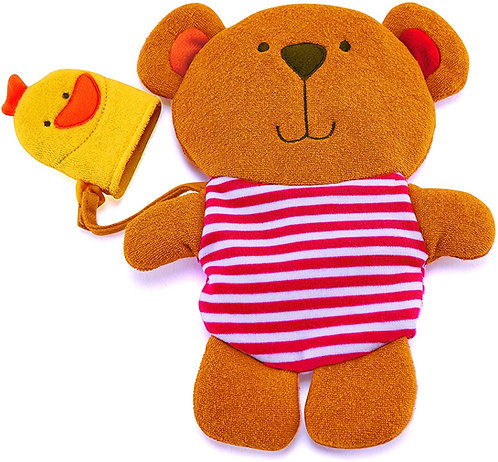 Guante Para El Baño Teddy
