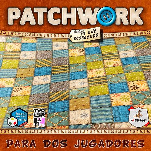Juego De Mesa Patchwork Estrategia
