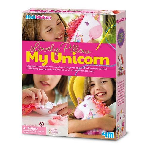 Kit Crea Tu Almohada De Unicornio