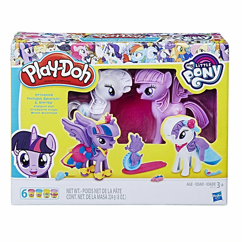 Play-Doh Unicornios