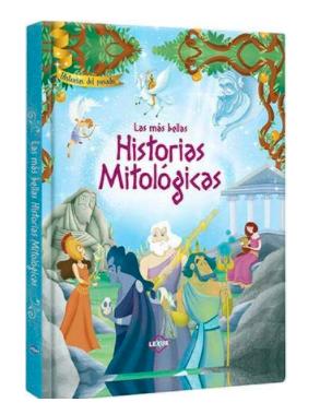 Libro Infantil Historias Mitológicas